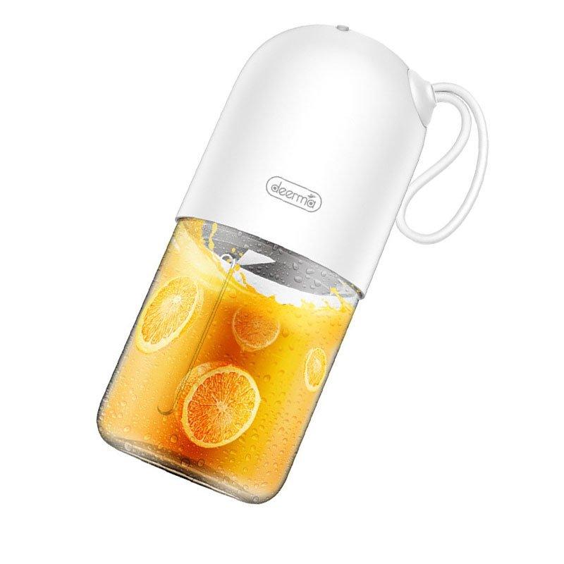 Mi Deerma NU11 300ml Portable Electric Juicer Blender