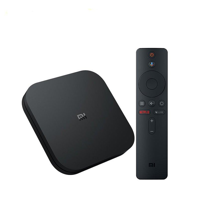 Mi TV Box HDR 4K Android TV
