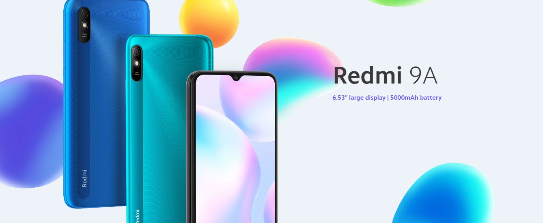 Redmi 9A (2GB + 32GB)