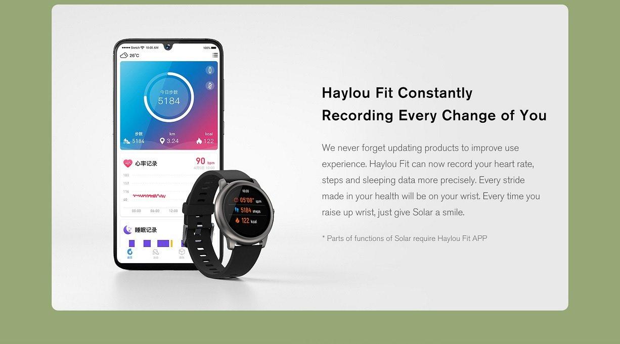 Haylou Solar Watch LS05