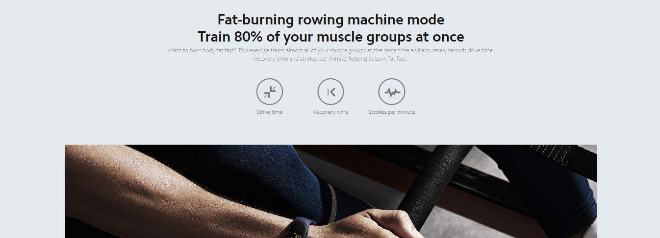 Mi Band 5 Fitness Tracker