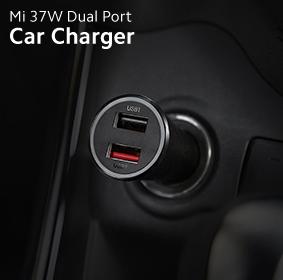 Mi 37w car charger