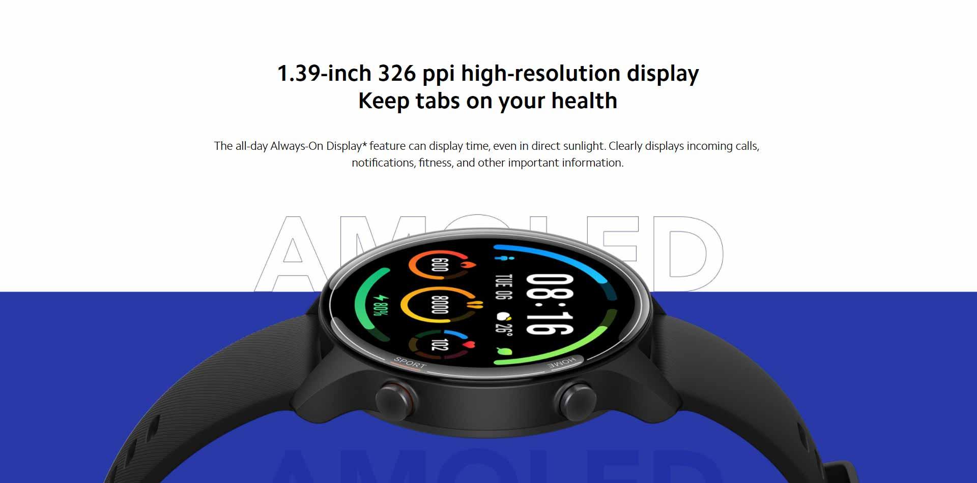 Xiaomi Mi Smart Watch