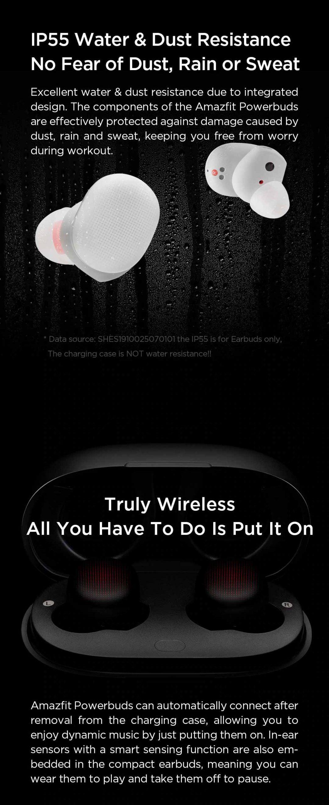 Amazfit Wireless PowerBuds